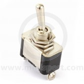 Toggle Switches - On/On 25amp - Metal