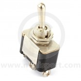 Toggle Switches - On/Off/On 25amp - Metal