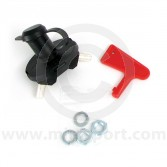 Battery Cut-Off Switch - Waterproof
