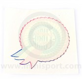 Safety Fast Rosette Glass Transfer