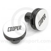 Cooper Seat Tilt Knobs - Black
