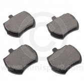 Fast Road Pad Set - Mini '84 on