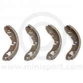 Mini Brake Shoe set Mintex Rally/Race - Rear