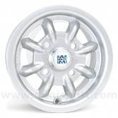 Minilite 4.5'' x 10'' Alloy Wheel
