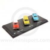 Triple Classic Mini Model Set
