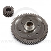 MS2038 Standard fitment helical Mini final drive gears - 3.44:1 ratio