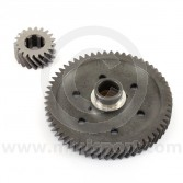 MS2039 Standard fitment helical Mini final drive gears - 2.95:1 ratio
