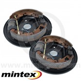MS2690MIN Mini Rear Drum Brake Assemblies - Mintex