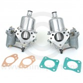 HS6 SU Twin Carburettor pair