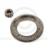 MS3330 LSD fitment semi helical Mini final drive gears - 3.93:1 ratio