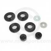 MSLMS0529 Mini front subframe nylon top washer & bush kit
