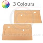 Door Panels - Pair - Mini Clubman 69-76 - Mini Saloon 73-76