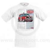 Paddy Hopkirk 33 EJB T Shirt - White