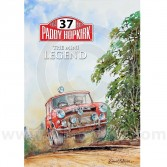 Paddy Hopkirk Poster - 33 EJB Painting - A2