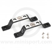 Cooper Alloy Billet Door Pulls - Black