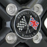 Revolution Centre Cap - to suit 10'' or 12'' wheels