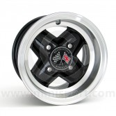 6 x 10 Revolution Alloy Mini Wheel - Black