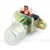 RTC432A Floor mounted, headlamp dip switch for Mini Mk1 models.
