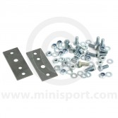 Safety Devices Front Roll Cage Fitting Kit