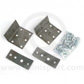 Safety Devices Rear Roll Cage Fitting Kit