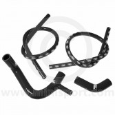 Samco Silicone Hose Kit - Mini 850/998/1098 - Black