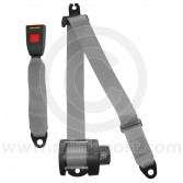 Securon Rear Inertia Reel Seat Belt - Grey