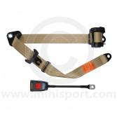 Securon Front Inertia Reel Seat Belt - Beige