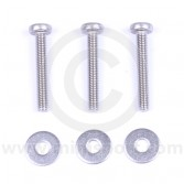 Air filter screws for Classic MIni MPI/SPI