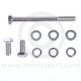 Near side radiator mount fitting kit for classic Mini models
