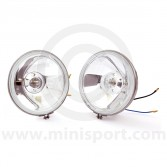 Stainless Steel Spot Lamps