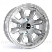 "6 x 13"" Ultralite Mini Wheel - Silver"