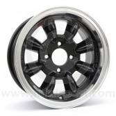 6 x 13 Ultralite Mini Wheel in Black
