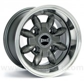 "6 x 10"" Ultralite Mini Deep Dish Wheel - Anthracite"