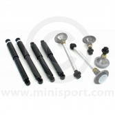 SUSKIT10 Mini Sports suspension kit with KYB oil shock absorbers