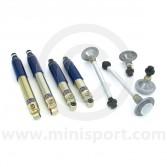 SUSKIT2 Mini Sports suspension kit with GAZ adjustable shock absorbers