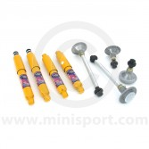 SUSKIT3 Mini Sports suspension kit with GMAX shock absorbers
