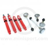 SUSKIT4 Mini Sports suspension kit with KONI Special adjustable shock absorbers