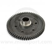 TCB10004 Standard helical 58 tooth Mini final drive crown wheel