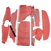 Interior Panel Kit for Australian MK1 Mini 64-71with Oval Speedo