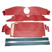 Monte Carlo Interior Kit 11 Piece for Mini Van or Mini Pick-up with Round Speedo