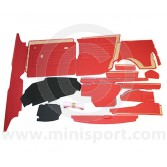 26 Piece Interior Panel Kit for RHD Mini Clubman Estate 70-75