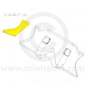 MCR11.36.00.17 LH Toe Board End Repair - Mini all models