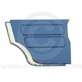 Rear Quarter Panels Mini 76-80