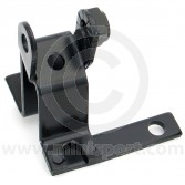 XBU100640 Outer right side lamp bracket to mount the Rover Mini Cooper fog or drive/spot lamps to the front of your Mini.