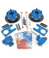 KAD1012070R KAD Mini rear brake disc and caliper conversion kit