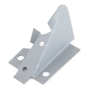RH Boot Floor To Wheel Arch Support Bracket - Mini Saloon