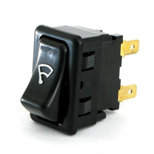 Wiper Switch Twin Speed Mini MK3