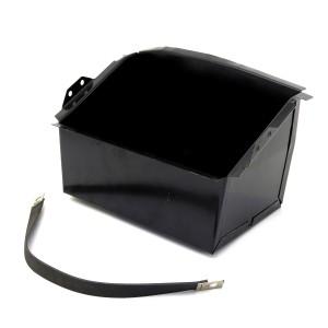 Genuine Battery Box & Strap Kit - all models