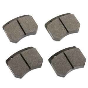 Carbon Metallic Pad Set - Mini Cooper S