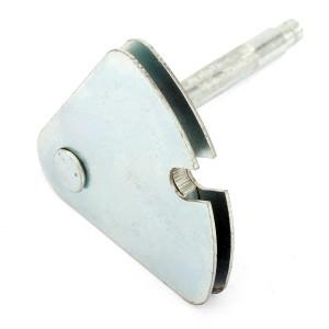 Handbrake quadrant - hydrolastic Mini